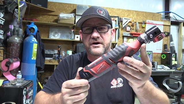 Brad Goodman - Welding Table Tools