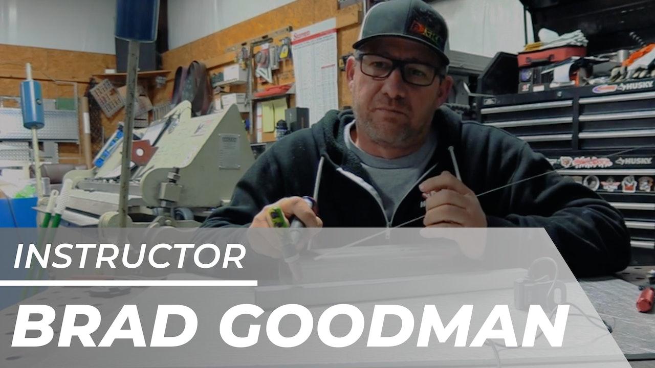 Instructor: Brad Goodman