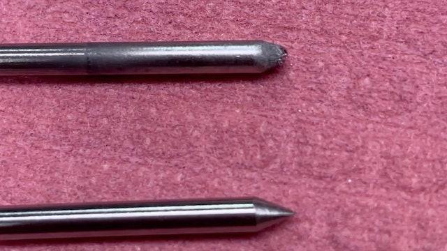 Brad Goodman - Quick Tip AC Tungsten Prep