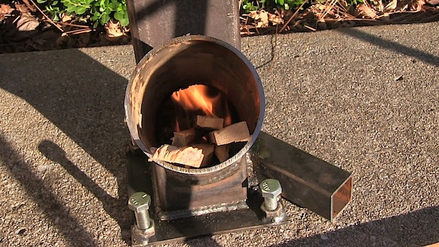 Rocket Stove project