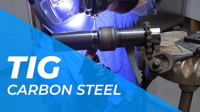 TIG > Carbon Steel