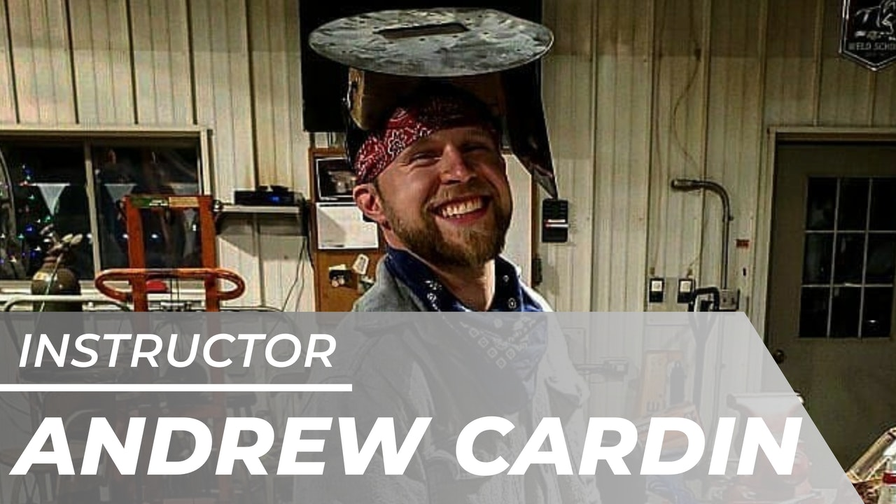 Instructor: Andrew Cardin
