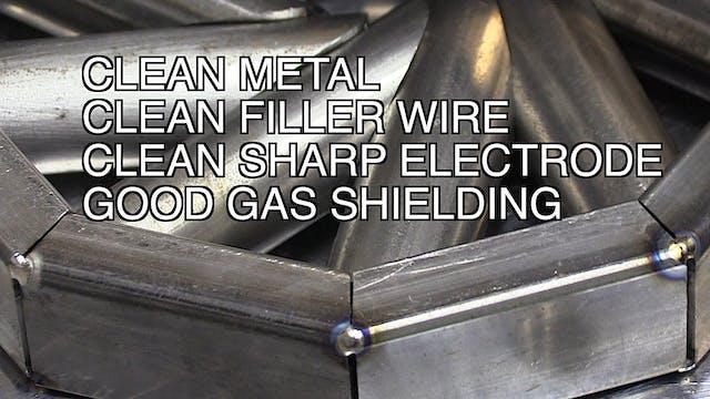 TIG Welding Carbon Steel - Mini Hurri...