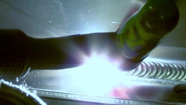 Brad Goodman - Establishing a Trash Free Aluminum Weld
