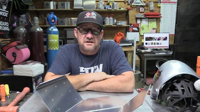 Brad Goodman - Welding Aluminum Dog Feeder
