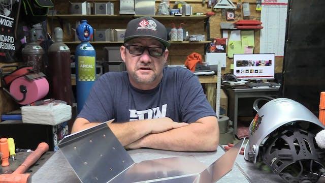 Brad Goodman - Welding Aluminum Dog F...