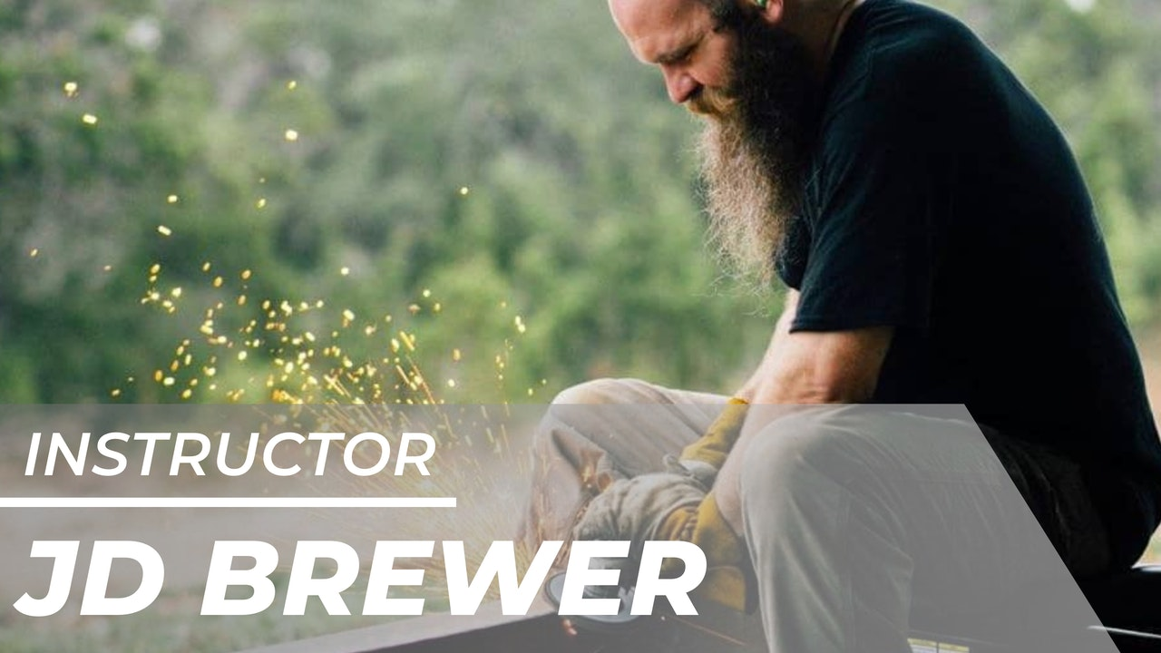 Instructor: JD Brewer