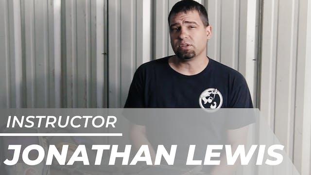 Instructor: Jonathan Lewis