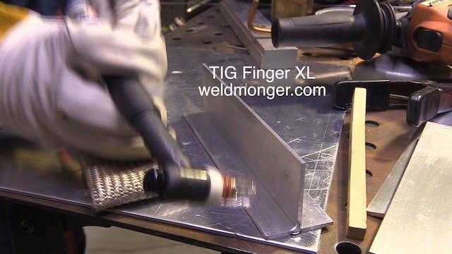 TIG Welding Aluminum 1G Butt and 2F Tee