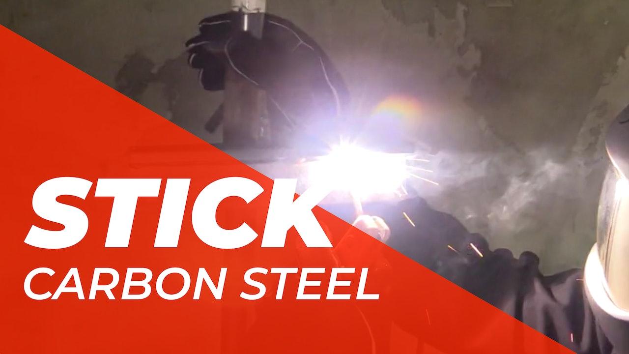 Stick > Carbon Steel