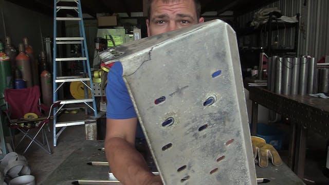 Jonathan Lewis - Cracked Aluminum She...
