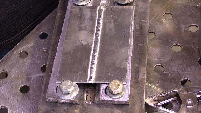 Tips for Passing Your Aluminum TIG Welding Test D17.1 spec
