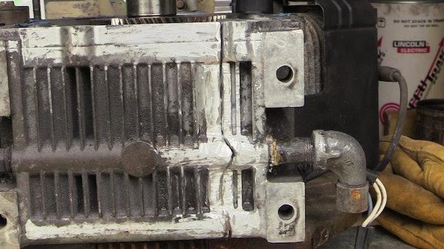 Jonathan Lewis - Aluminum Engine Block Repair