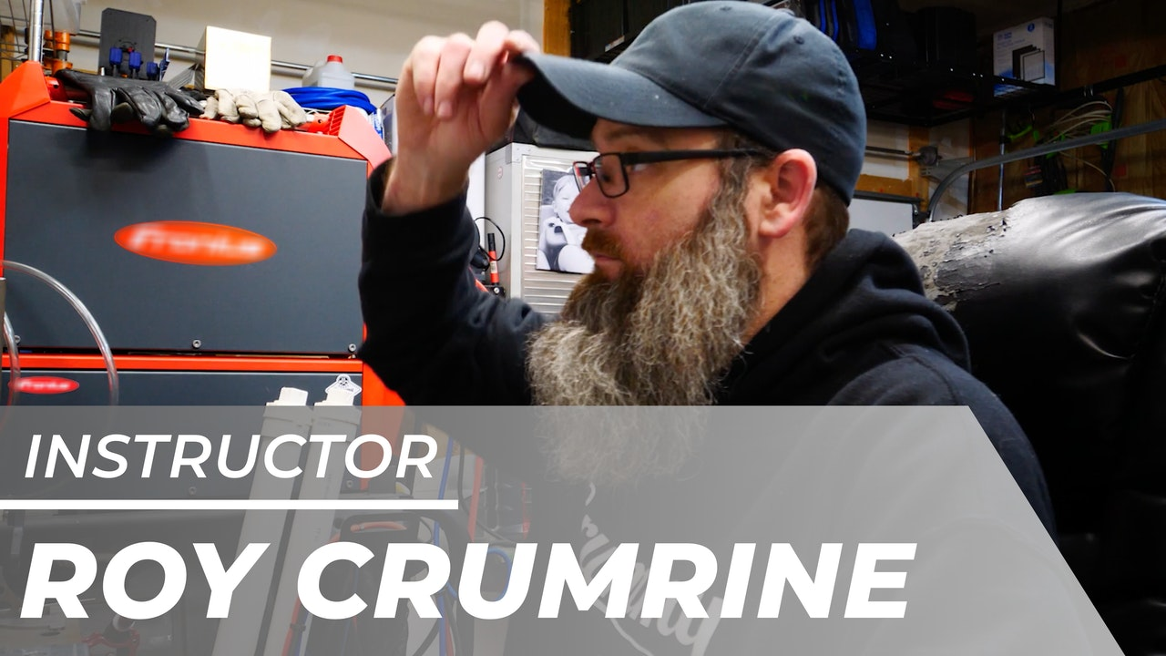 Instructor: Roy Crumrine