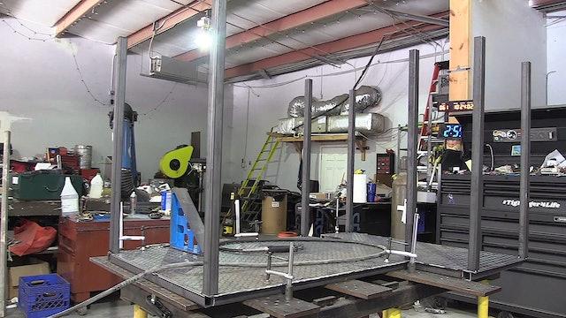 JD Brewer - Building a Work Platform