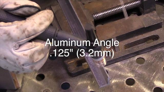 TIG Welding Edge Beads Stainless, Carbon Steel, Aluminum