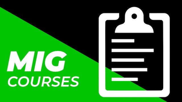 WelderSkills - MIG Courses
