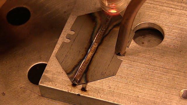 TIG Welding Box Cutter Blades