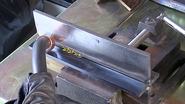 One Simple  MIG Welding Technique That works for All Positions
