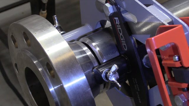 TIG Welding Stainless Pipe - Root pas...