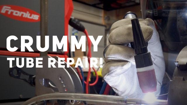 Roy Crumrine - Tube Repair