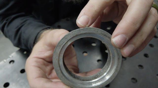 Roy Crumrine - 357 Cast Aluminum