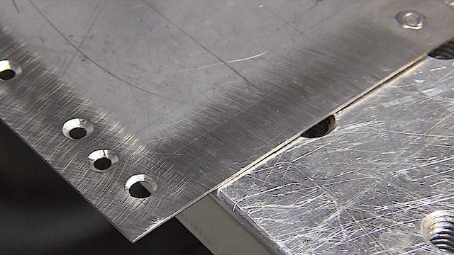 TIG Welding Stainless - Filling holes in Stainless Sheet metal