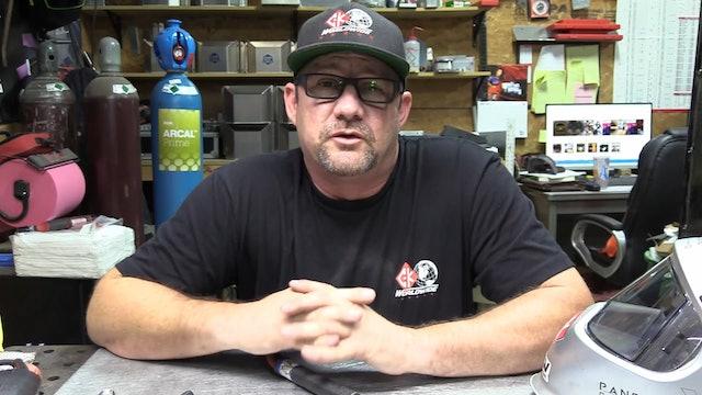Brad Goodman - Quick Tip Tungsten Centering
