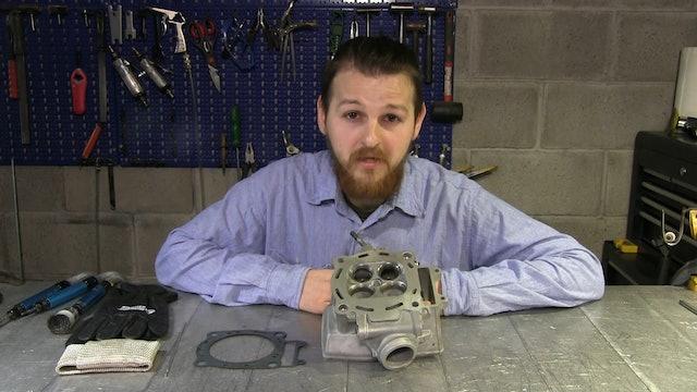 Johannes Ciobanica - Motorcycle Head Repair
