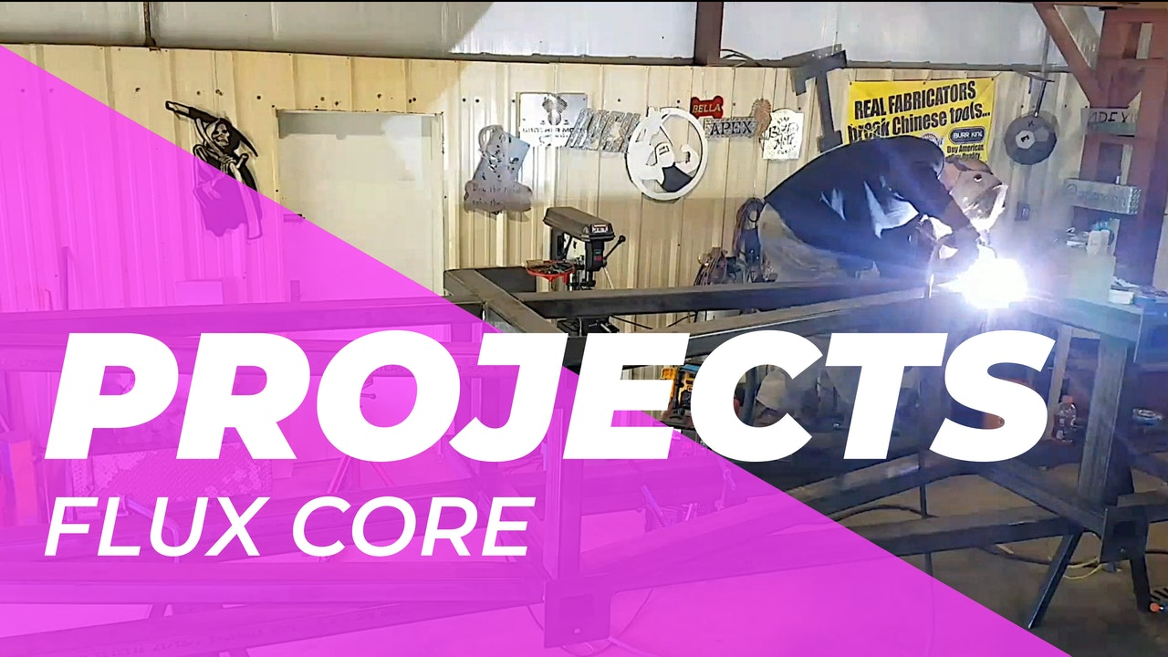 Projects > Flux Core