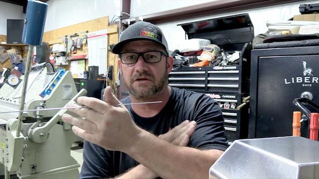 Brad Goodman - Filler Wire Techniques for Aluminum