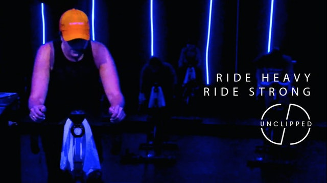 LAURIE - RIDE HEAVY RIDE STRONG