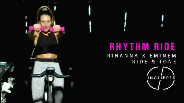 STACY - RIHANNA X EMINEM (RIDE AND TONE)