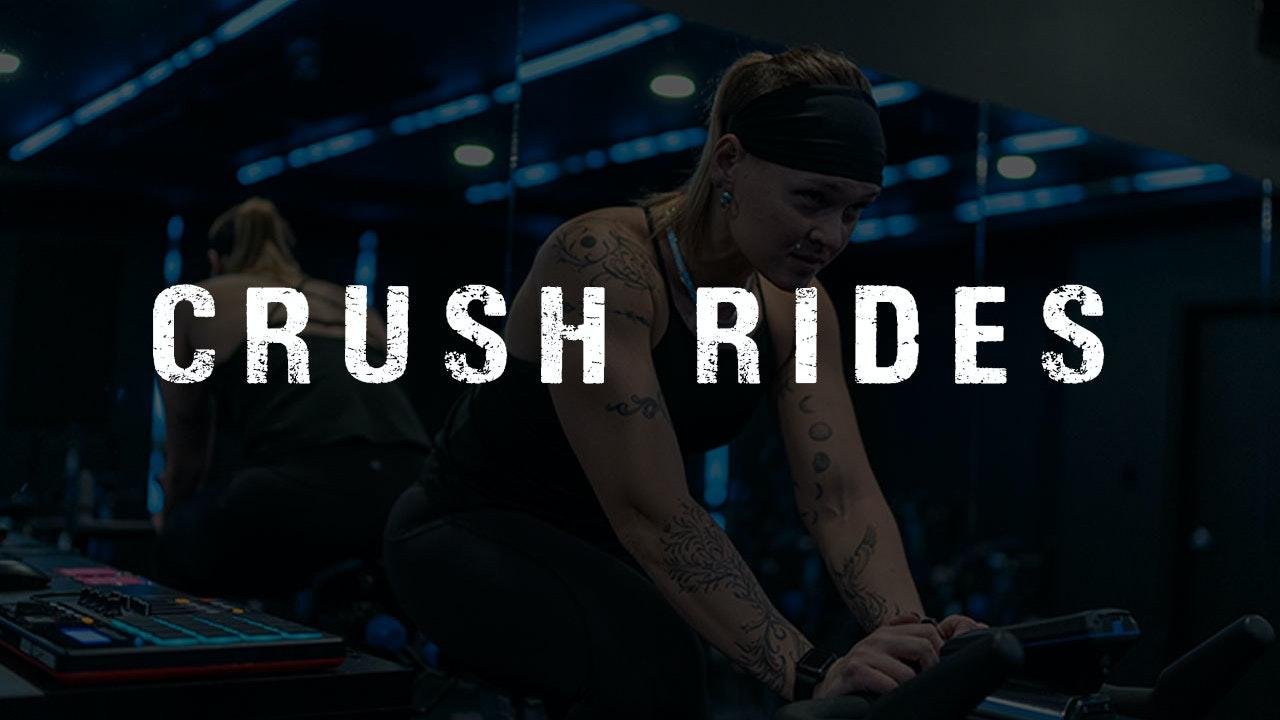 CRUSH RIDES
