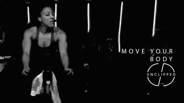 SAMANTHA - MOVE YOUR BODY (B&W EDITION)