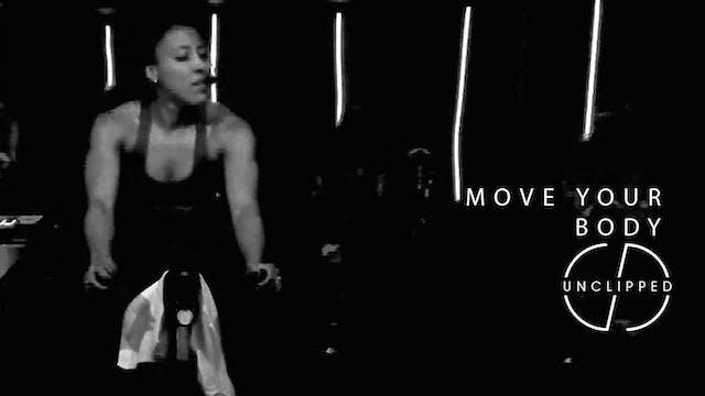 SAMANTHA - MOVE YOUR BODY (B&W EDITION)