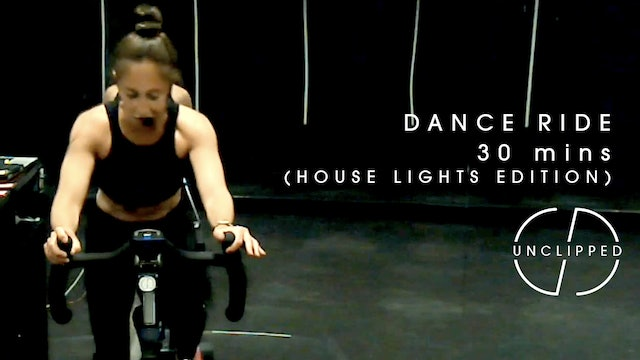 LAURA - DANCE RIDE HOUSE LIGHTS EDITION  (30 Min)