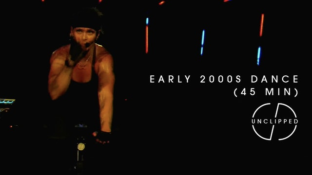 ANNA - EARLY 2000s DANCE RIDE
