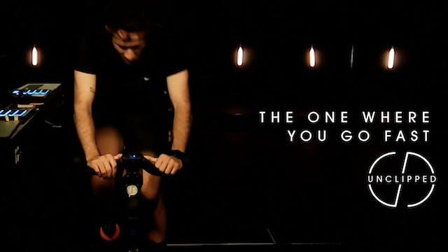 OLI - THE ONE WHERE YOU GO FAST
