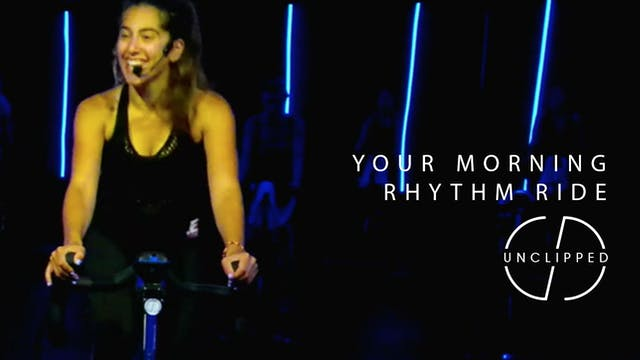 MICHELLE - YOUR MORNING RHYTHM RIDE