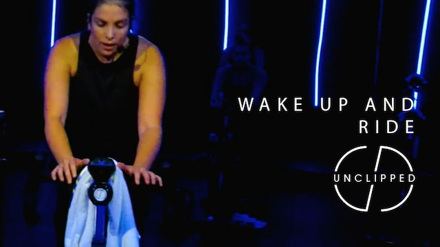 LAURIE - WAKE UP AND RIDE