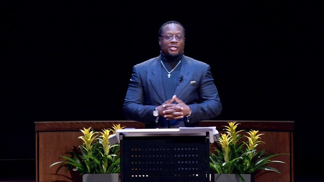The Discipline of Fasting (Part 1) - Dr. Marcus D. Cosby
