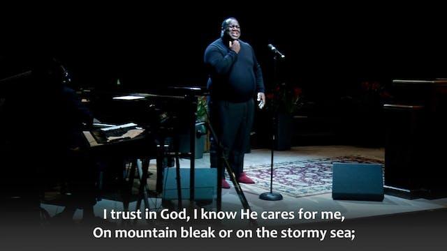 I Trust In God