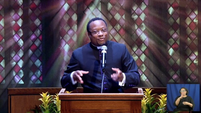 (Sermon Only) What's New? (Part 2) - Rev. Dr. Marcus D. Cosby