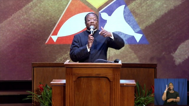 (Sermon Only) An Unknown Future - Rev. Dr. Marcus D. Cosby