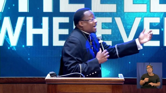 (Sermon Only) An Anticipated Future - Rev. Dr. Marcus D. Cosby