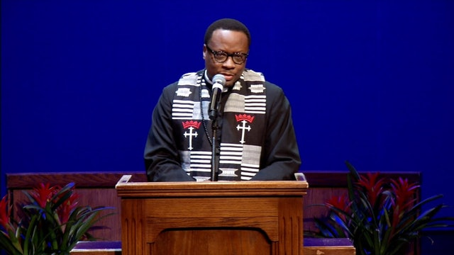 (Sermon Only) Snow Days - Rev. Dr. Marcus D. Cosby