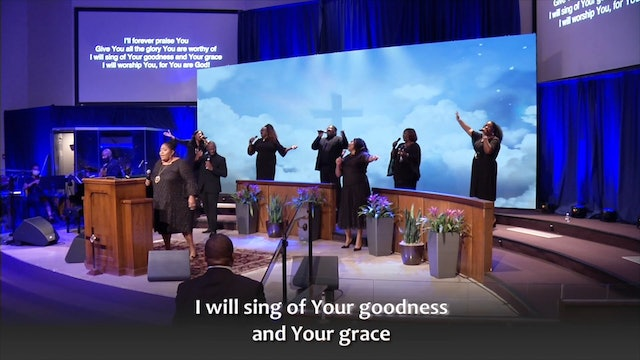 Forever Praise feat. Kathy Taylor