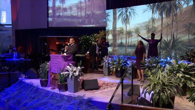 (Sermon Only) Ride On, King Jesus! - ...