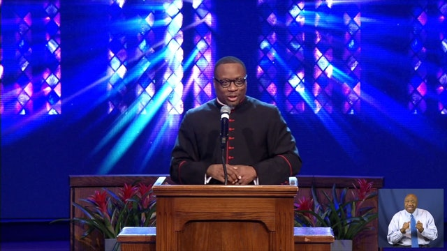 (Sermon Only) Just a Little Talk with Jesus - Rev. Dr. Marcus D. Cosby